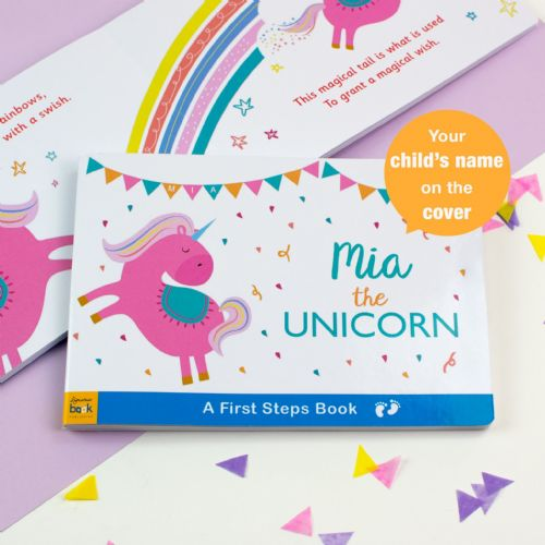 Unicorn Board Book